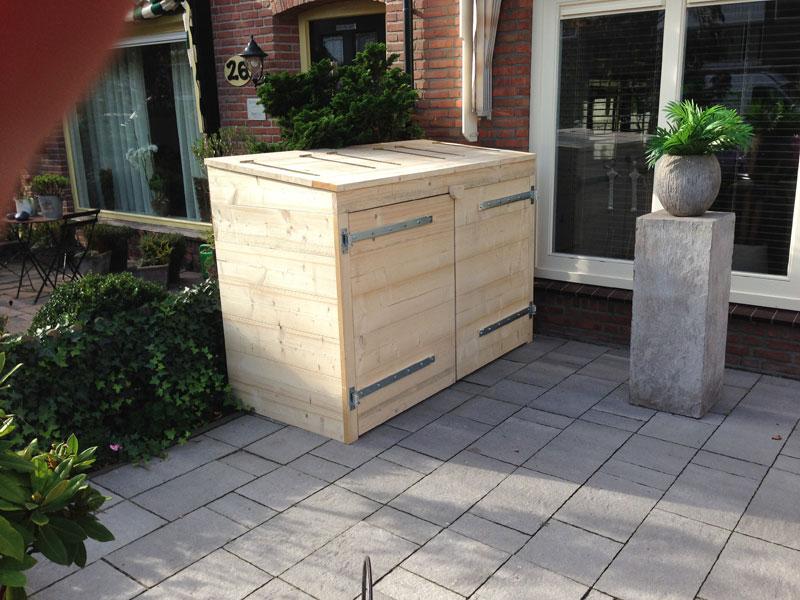 Kliko Ombouw Maken 3 Containers Promotiecode Pullbear